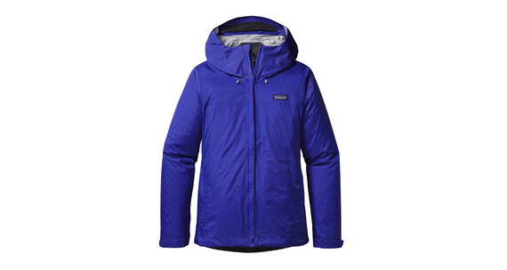 Patagonia Torrentshell Jacket Women Harvest Moon Blue